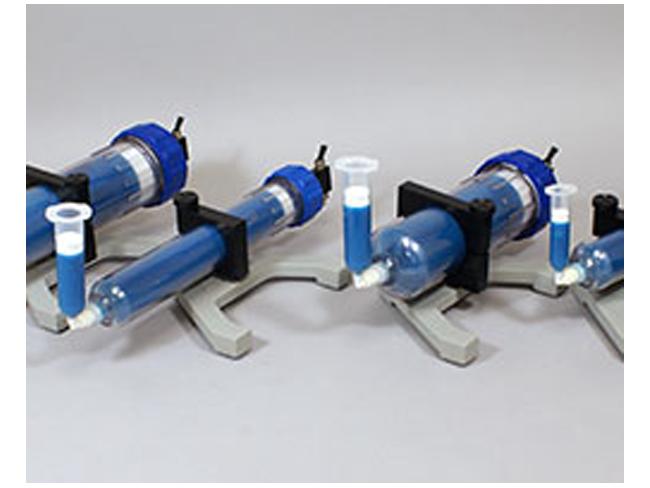 Atlas™ シリンジ充填システム