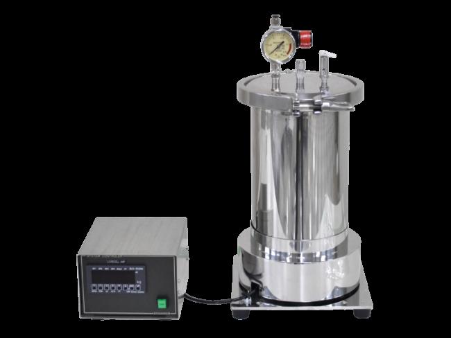 ロードセル式残量測定システム