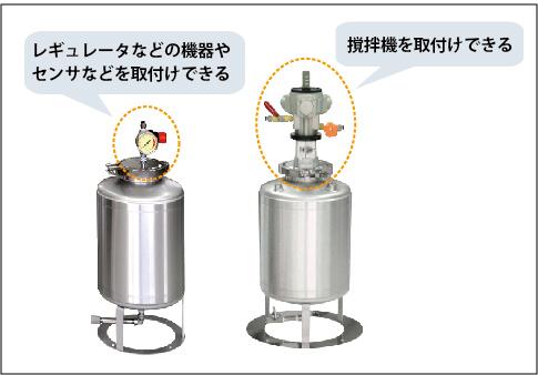 TMCシリーズ撹拌機・レギュレータ